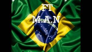 Juan Del Reyes FT M.A.N. - Trance to Brasil