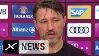 Maulwurf beim FC Bayern? Das sagt Niko Kovac | FC Bayern München - SC Freiburg 1:1 | Bundesliga