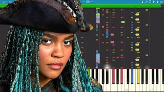 IMPOSSIBLE REMIX What S My Name Descendants 2 OST Piano Cover