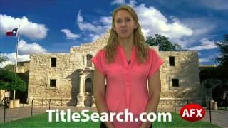 Property title records in Palo Pinto County Texas | AFX