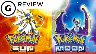 Pokemon Sun and Moon - Review