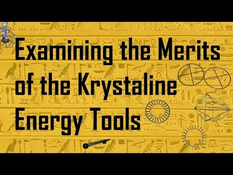 Examining the Merits of the Krystaline Energy Tools