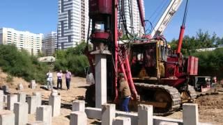 Гидромолот HR30 Строймаш ударная часть 3 тонны(, 2014-10-01T09:24:06.000Z)