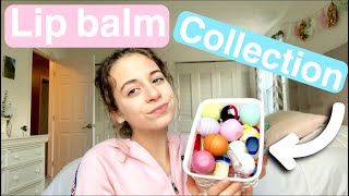 Lip Balm Collection!!! 2019⭐️
