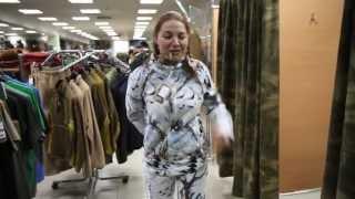 Куртка флисовая женская Splav «Полярная сова»