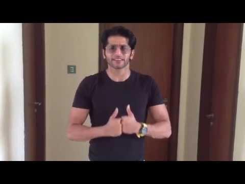 Message From Karanvir Bohra Bollywood Actor for Choka Lyme