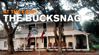 Amazing, Old School Dขck Camps in the South: The Bucksnag | Texas Duck Hunting