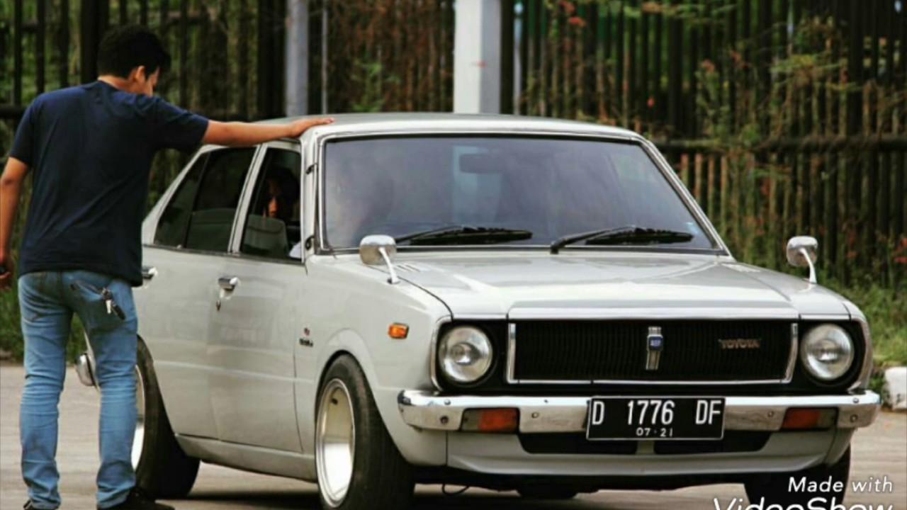 Modifikasi Corolla Ke Indonesia Mobil Tua Cassic