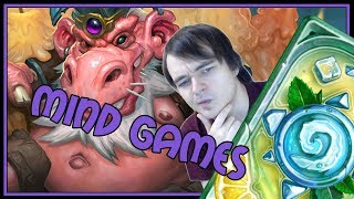 Druid mind games | Mill druid | The Boomsday Project | Hearthstone