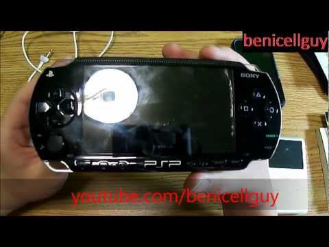 PSP 1000 Series Value Pack Unboxing