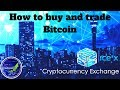 How to buy and trade Bitcoin with ICE3X