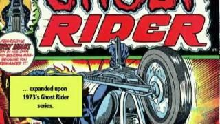 Superhero Origins: Ghost Rider