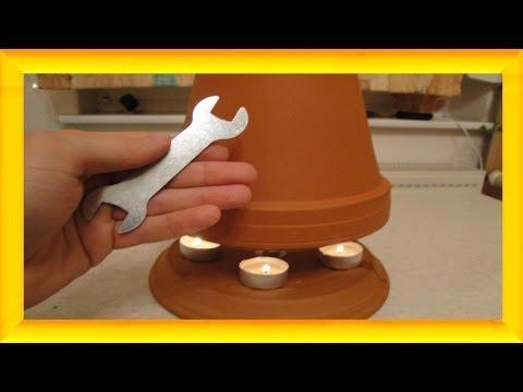 teelichtofen-lampe-selbst-bauen,-50-°c-+-mit-diy-selbstversorger---candle-powered-heater