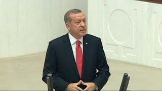 Erdogan considera que no basta con una ofensiva aérea para derrotar a los yihadistas del Estado…