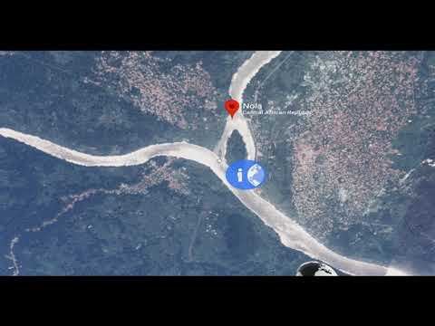 Google Earth VR - Central African Republic