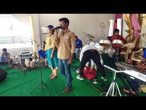 Ninu choodaka nenundalenu song by M.Arjun(Unique voice playback singer, Music comoser)TFI Hyderabad