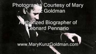 FREDERIC CHOPIN: LEONARD PENNARIO / Waltz No.4 in F major, Op.34, No.3