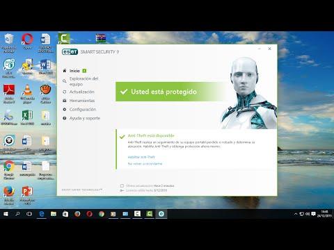 Descargar ESET NOD32 Antivirus 9 2016