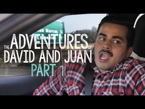 The Adventures of David and Juan - David Lopez