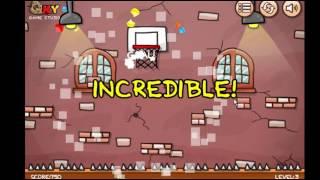 Jugando Bounce Ball