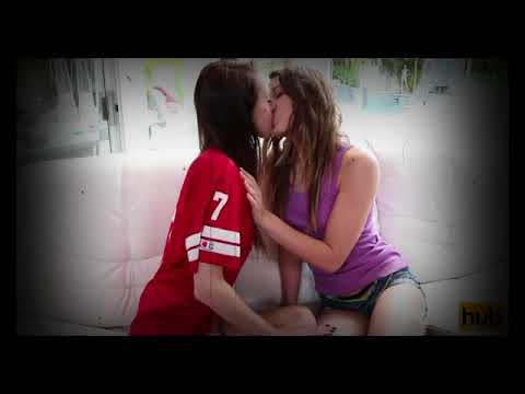 Sexy Spanish Teen Sisters Kissing from YouTube · Duration:  33 seconds