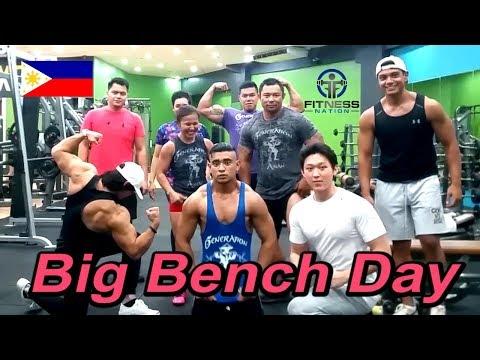 Bench Press time