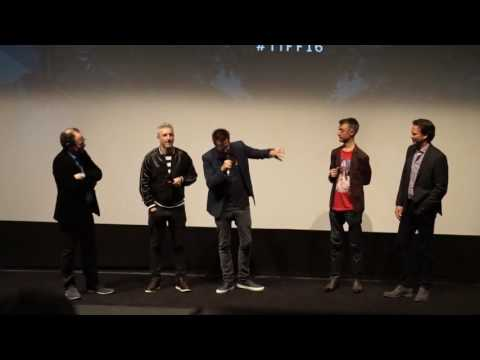 The Belko Experiment: TIFF 2016, Q&A (Part 2 of 2)