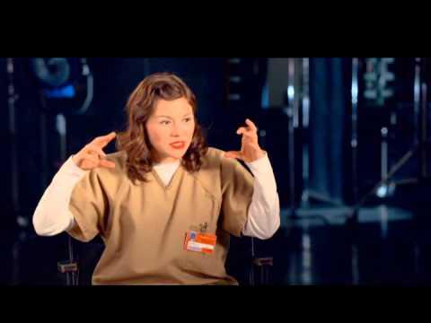 Yael Stone  Lorna   from Orange Is The New Black