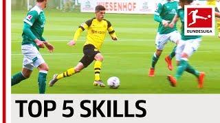 Top 5 Best Skills in May - Pulisic, Lewandowski & More