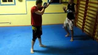 Furian MMA Barcelona Training