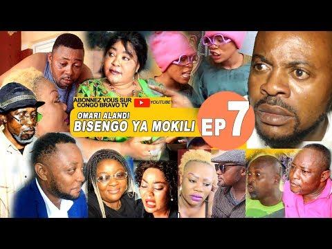 EP7  BISENGO YA MOKILI  THÉÂTRE CONGOLAIS SUIVEZ SUR CONGO BRAVO TV