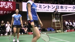 http://badland.jp/ バドミントン日本リーグ2011.