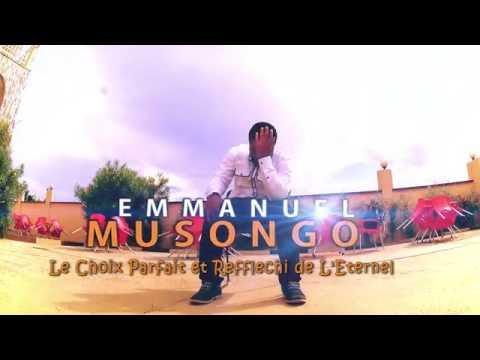 Emmanuel Musongo - Nzambe Na Nkembo ( Clip Officiel )
