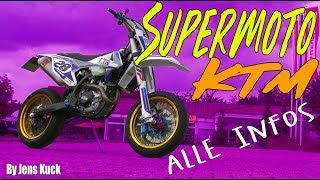 KTM EXC // Supermoto // Umbauten // Jens Kuck