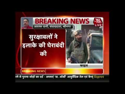 Security Forces Killed LeT Terrorist In Encounter At Kashmir
