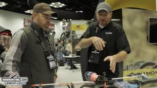 Diamond Edge Sonar Bowfishing Bow 2017 ATA Show