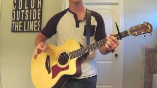 hillsong united - touch the sky acoustic tutorial (of dirt and grace album)