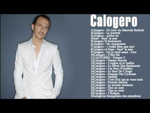 Calogero Greatest Hits| Les Meilleurs Chansons De Calogero