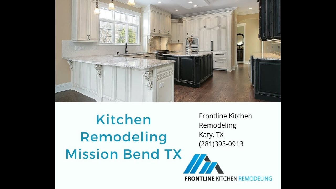 Know How To Choose Custom Kitchen Cabinets In Katy Texas Robert Byrd 2006
