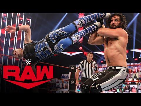 Dominik Mysterio vs. Seth Rollins: Raw, Aug. 31, 2020