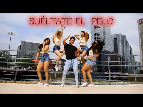 Suéltate El Pelo - TINI - Coreografía | Choreography | Zumba | Jovanny Mars