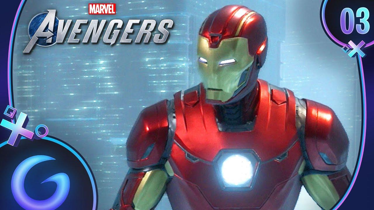 Download MARVEL'S AVENGERS FR #3 : Je suis Iron Man !