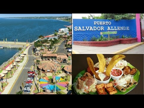 Managua, Nicaragua | Puerto Salvador Allende