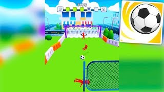 Crazy Kick (by VOODOO) Gameplay Walkthrough 1-8 Zone (Android)