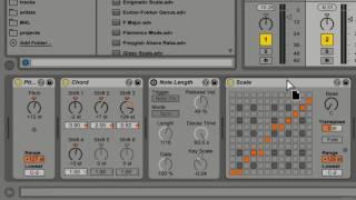 Ableton Live FastTrack 203: Live's MIDI FX - 5. Scale