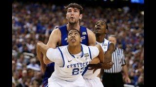 Anthony Davis dominates 2012 NCAA championship with Kentucky