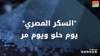 اقتصادياتاقتصاد وأعمال  السكر المصري.. يوم حلو ويوم مر