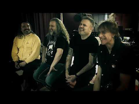 GRAVE DIGGER - Journey To The Fields: The Choir of the Damned | Napalm Records
