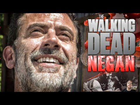 The Walking Dead – Negan's Backstory Explained!