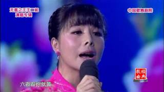 《桃花红杏花白》王二妮演唱